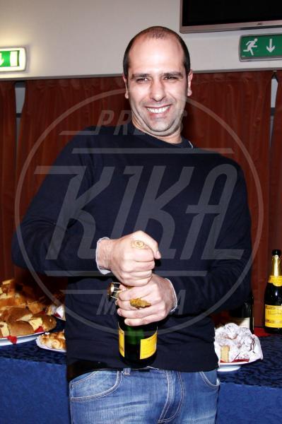Checco Zalone - Milano - 29-12-2010 - Fiocco rosa per Checco Zalone: è nata Gaia
