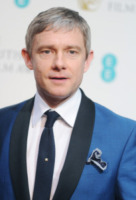 Martin Freeman - Londra - 10-02-2013 - Ford, Dormer e Hopkins: cast stellare per Official Secrets