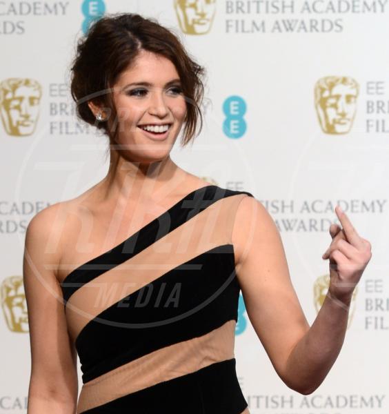 Gemma Arterton - Londra - 10-02-2013 - Dal libro delle celebrities: il comandamento del dito medio