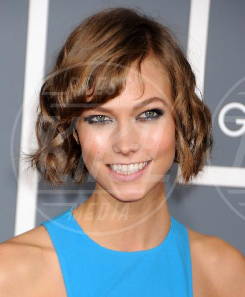 Karlie Kloss - Los Angeles - 10-02-2013 - Grammy Awards 2013: i trucchi delle star