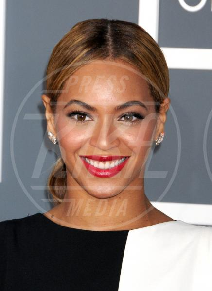 Beyonce Knowles - Los Angeles - 10-02-2013 - Grammy Awards 2013: i trucchi delle star