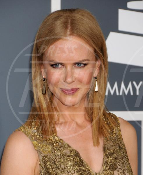 Nicole Kidman - Los Angeles - 10-02-2013 - Grammy Awards 2013: i trucchi delle star