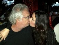 Elisabetta Gregoraci, Flavio Briatore - Milano - 09-02-2013 - Ma quale crisi? In casa Briatore è in arrivo un secondo figlio