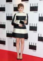 Chloe Grace Moretz - Londra - 12-02-2013 - Tutte in riga black&white come Amal Alamuddin!