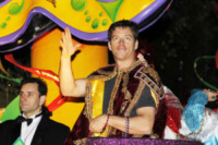 Harry Connick Jr - New Orleans - 11-02-2013 - Star come noi: anche i detective si divertono a carnevale