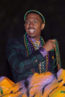 Nick Cannon - New Orleans - 11-02-2013 - Star come noi: anche i detective si divertono a carnevale