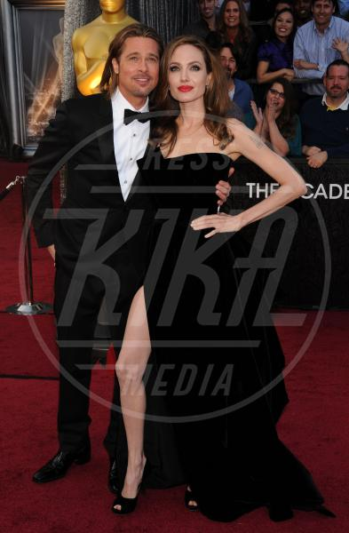 Angelina Jolie, Brad Pitt - Hollywood - 26-02-2012 - Addio Brangelina, ecco le carte del divorzio in esclusiva