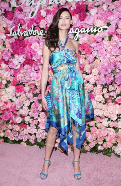 Bianca Balti - New York - 20-03-2012 - Bianca Balti, da D&G al Festival di Sanremo