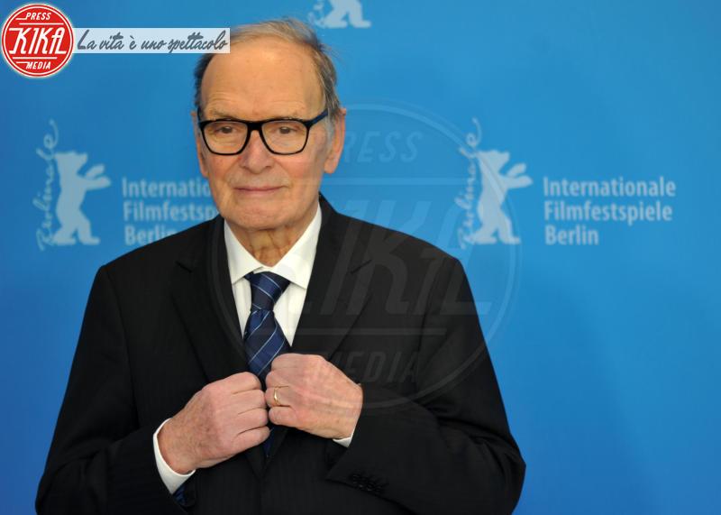 Ennio Morricone - Berlino - 12-02-2013 - Ennio Morricone è l'unico italiano in lizza per un Golden Globe