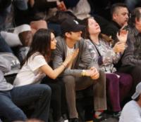 Mila Kunis, Ashton Kutcher - Los Angeles - 12-02-2013 - Quando le celebrity diventano il pubblico