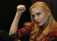 Daryl Hannah - St. Petersburg - 12-11-2012 - Star come noi: anche i vip si ribellano al sistema