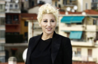 Malika Ayane - Sanremo - 14-02-2013 - Marilyn Style: biondo platino, il colore delle dive