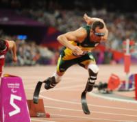 Oscar Pistorius - Londra - 07-09-2012 - Oscar Pistorius: ecco dove Reeva Steenkamp è stata uccisa
