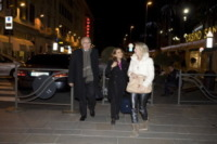 Pippo Baudo - Sanremo - 14-02-2013 - Sanremo 2013: la lunga giornata degli artisti