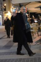 Pippo Baudo - Sanremo - 08-01-2012 - Sanremo 2013: la lunga giornata degli artisti