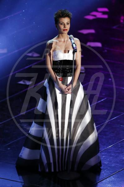 Ilaria Porceddu - Sanremo - 14-02-2013 - Tutte in riga black&white come Amal Alamuddin!