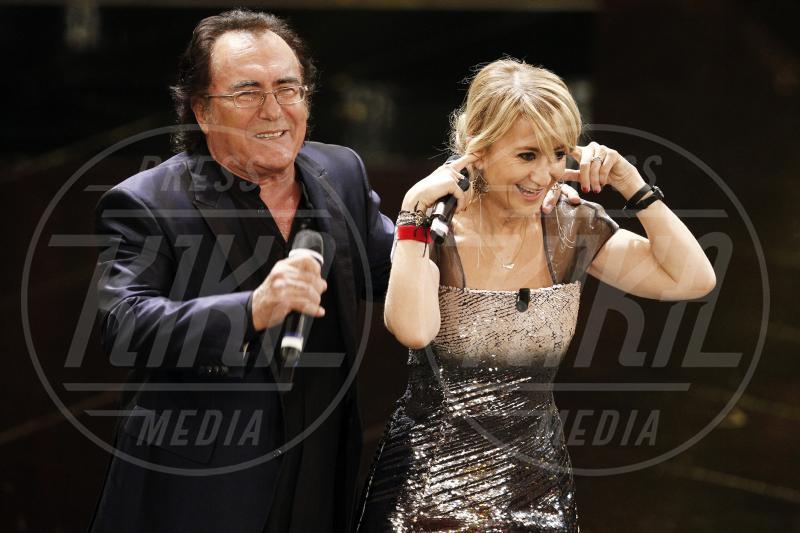 Al Bano, Luciana Littizzetto - Sanremo - 15-02-2013 - Al Bano e Romina fanno pace: dopo 19 anni sul palco insieme