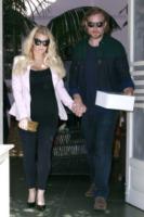 Eric Johnson, Jessica Simpson - Los Angeles - 14-02-2013 - Fiocco azzurro per Jessica Simpson, e' nato Ace Knute