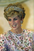 Lady Diana - Seoul - 06-05-2008 - Kate Middleton alla cena di stato con la tiara di Lady Diana