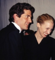 Carolyn Bessette, John Kennedy Jr. - New York - 05-01-1986 - Il lato oscuro delle stelle dello showbiz