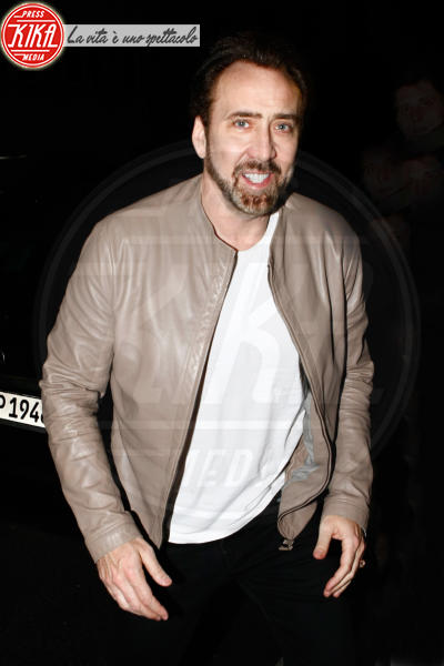 Nicolas Cage - Berlino - 16-02-2013 - A Nicolas Cage l'Ischia Legend Award