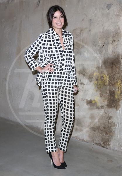 Daisy Lowe - Londra - 18-02-2013 - Sul red carpet, l'optical è… l'optimum!