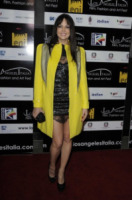 Bleona Qereti - Los Angeles - 18-02-2013 - Il giallo, un trend perchè torni a splendere il sole