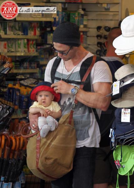 Chris Hemsworth, Elsa Pataky - Sydney - 19-02-2013 - David Gandy è diventato papà: ora anche lui è un DILF...