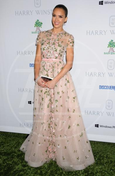 Jessica Alba - Culver City - 03-11-2012 - Je vois la vie en rose… anche sul red carpet!