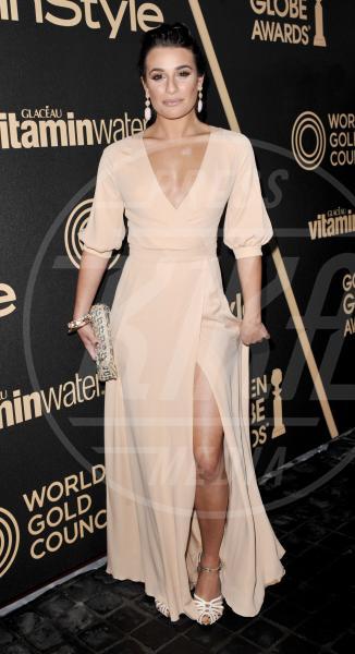 Lea Michele - Los Angeles - 29-11-2012 - Je vois la vie en rose… anche sul red carpet!