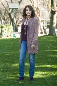Elena Sofia Ricci - Roma - 19-02-2013 - Bando alla formalità: a tutto jeans sul red carpet