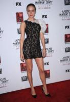 Chloe Sevigny - Los Angeles - 20-02-2013 - Bianco o colorato, ecco il pizzo d'inverno