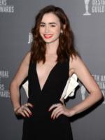 Lily Collins - Beverly Hills - 19-02-2013 - Quando le celebrity ci danno un taglio… ai capelli!