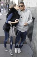"""Kevin-Prince Boateng, Melissa Satta - Milano - 22-02-2012 - Melissa Satta: """"Aspettiamo un bambino, siamo felici"""""""
