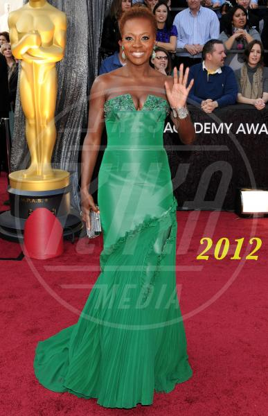 Viola Davis - Hollywood - 26-02-2012 - L'Oscar dell'eleganza 2008-2012: cinque anni di best dressed
