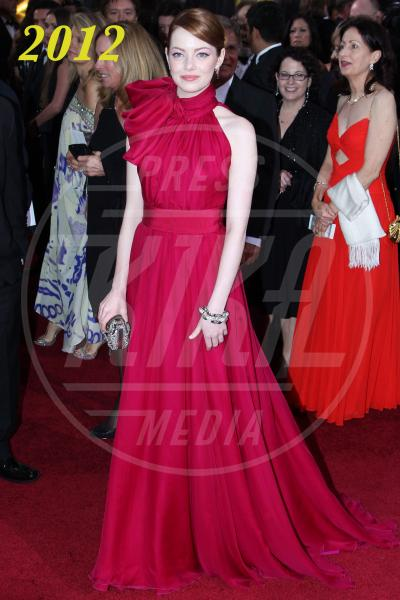 Hollywood - 11-06-2000 - L'Oscar dell'eleganza 2008-2012: cinque anni di best dressed
