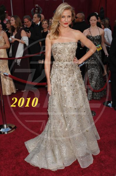 Cameron Diaz - Los Angeles - 07-03-2010 - L'Oscar dell'eleganza 2008-2012: cinque anni di best dressed