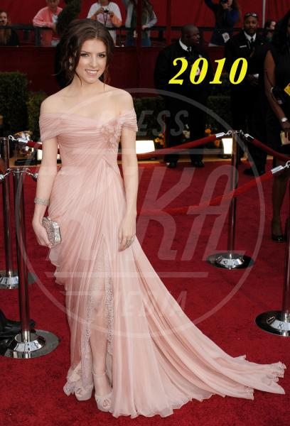 Anna Kendrick - Hollywood - 07-03-2010 - L'Oscar dell'eleganza 2008-2012: cinque anni di best dressed