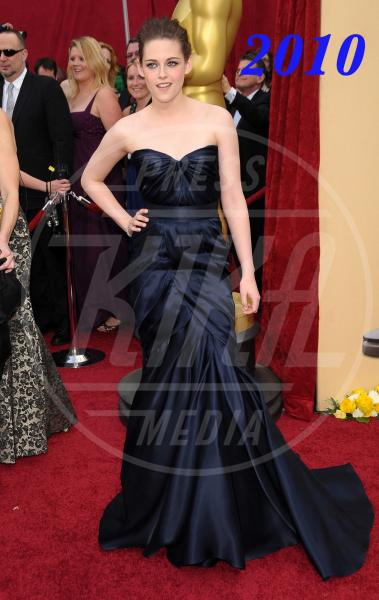 Kristen Stewart - Hollywood - 07-03-2010 - L'Oscar dell'eleganza 2008-2012: cinque anni di best dressed