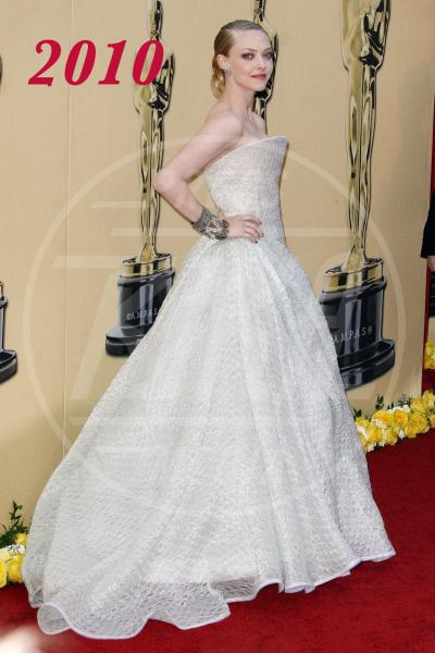 Amanda Seyfried - Los Angeles - 07-03-2010 - L'Oscar dell'eleganza 2008-2012: cinque anni di best dressed