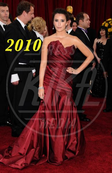 Penelope Cruz - Los Angeles - 07-03-2010 - L'Oscar dell'eleganza 2008-2012: cinque anni di best dressed