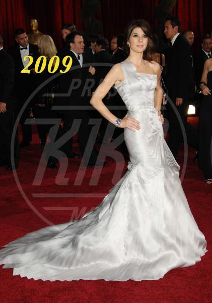 Marisa Tomei - Hollywood - 22-02-2009 - L'Oscar dell'eleganza 2008-2012: cinque anni di best dressed