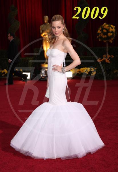 Melissa George - Hollywood - 22-02-2009 - L'Oscar dell'eleganza 2008-2012: cinque anni di best dressed