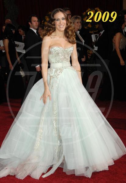 Sarah Jessica Parker - Hollywood - 22-02-2009 - L'Oscar dell'eleganza 2008-2012: cinque anni di best dressed