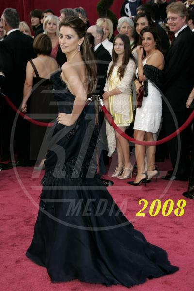 Penelope Cruz - Hollywood - 24-02-2008 - L'Oscar dell'eleganza 2008-2012: cinque anni di best dressed