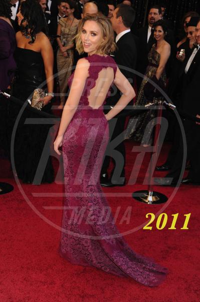 Scarlett Johansson - Los Angeles - 27-02-2011 - L'Oscar dell'eleganza 2008-2012: cinque anni di best dressed