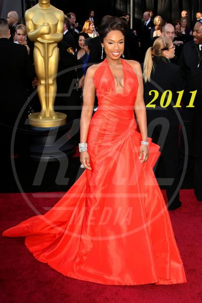 Jennifer Hudson - Hollywood - 27-02-2011 - L'Oscar dell'eleganza 2008-2012: cinque anni di best dressed