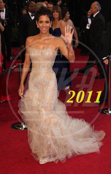 Halle Berry - Los Angeles - 27-02-2011 - L'Oscar dell'eleganza 2008-2012: cinque anni di best dressed