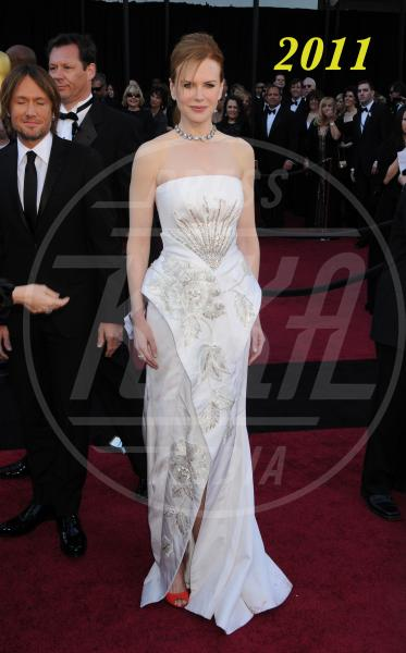 Nicole Kidman - Hollywood - 27-02-2011 - L'Oscar dell'eleganza 2008-2012: cinque anni di best dressed