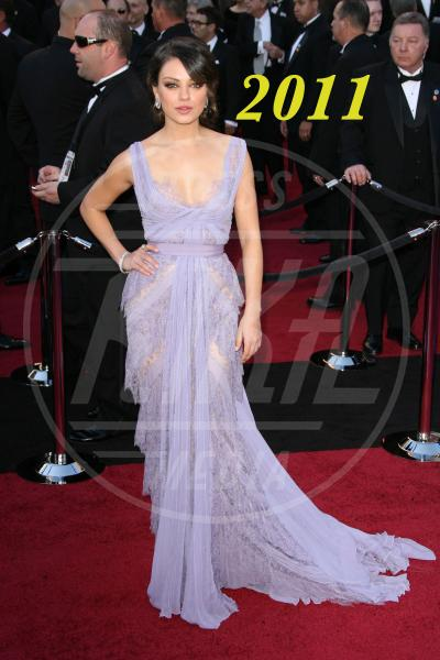 Mila Kunis - Hollywood - 27-02-2011 - L'Oscar dell'eleganza 2008-2012: cinque anni di best dressed